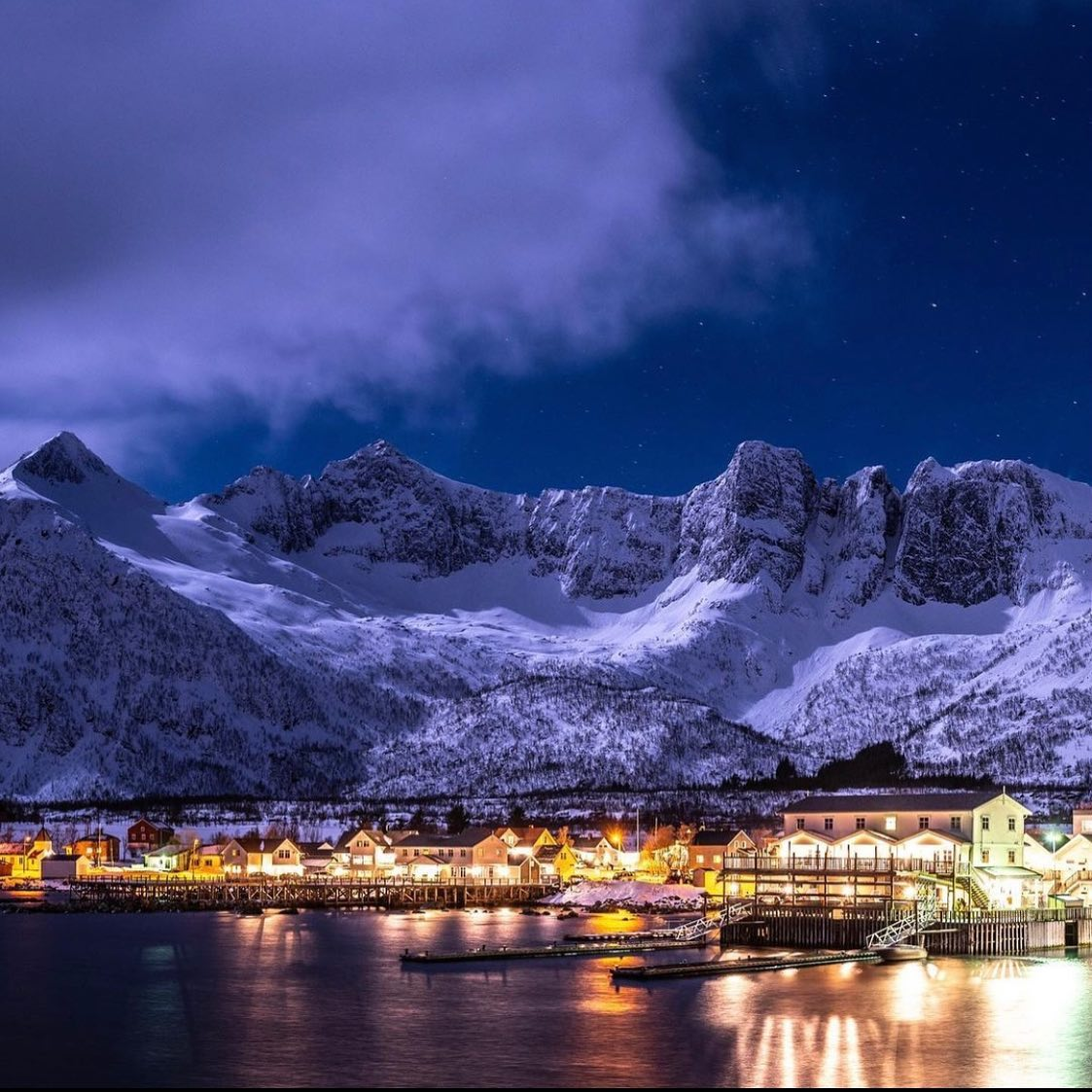Mefjord Brygge overview by stevefleming1