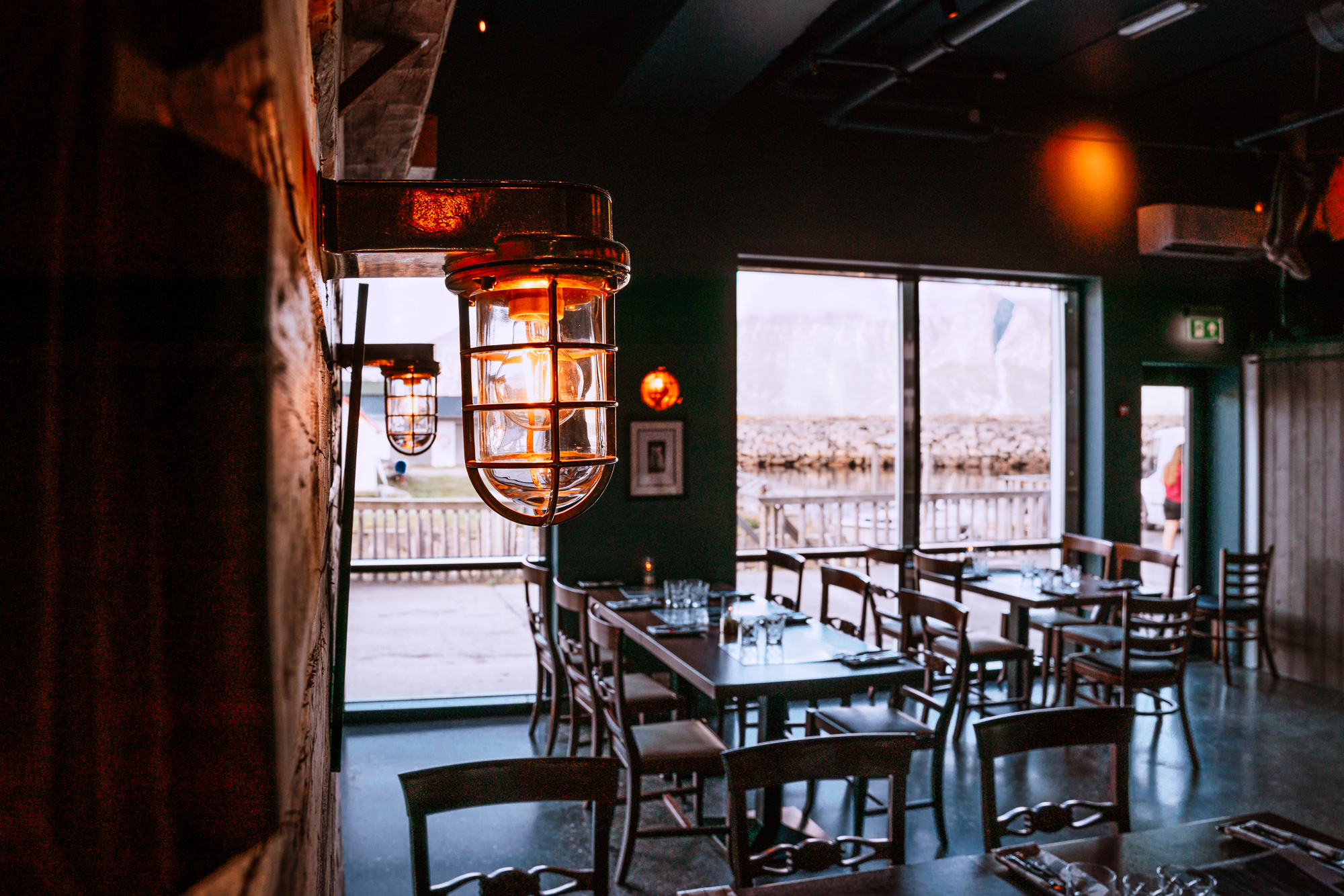 Salteriet restaurant by Mefjord Brygge-6